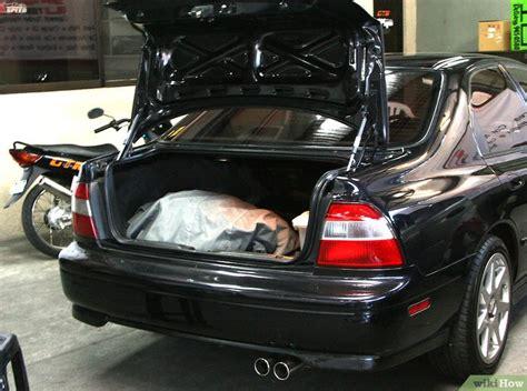 Auto Geruch by Ger 252 Che Aus Dem Auto Entfernen Wikihow