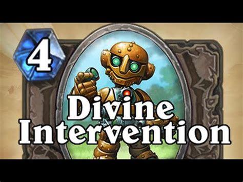 divine intervention youtube nigma plays hearthstone divine intervention youtube