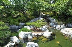 Rock Garden Pond My House Japanese Gardens Interior Design Ideas