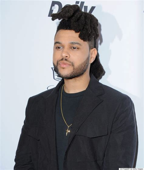 weeknd hairstyle daily hairstyles for the weeknd hairstyle the weeknd cut