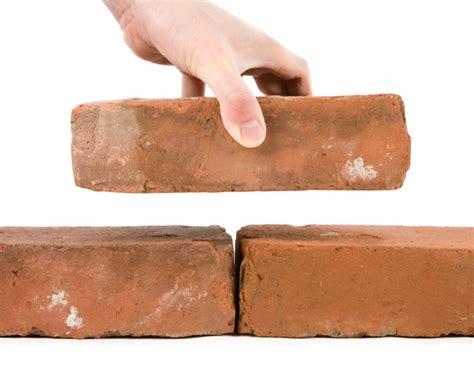 in casa mattoni forati e mattoni pieni bricoportale fai da te e
