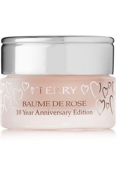 by terry baume de rose 10 year anniversary edition 6140001080 by terry anniversary edition spf15 baume de rose lip
