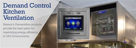 Kitchen Demand Ventilation Demand Kitchen Ventilation Dckv Systems
