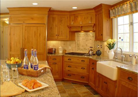 honey oak kitchens pictures of kitchens with honey oak