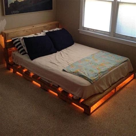pallette bed 1000 ideas about pallet bed frames on pinterest pallet