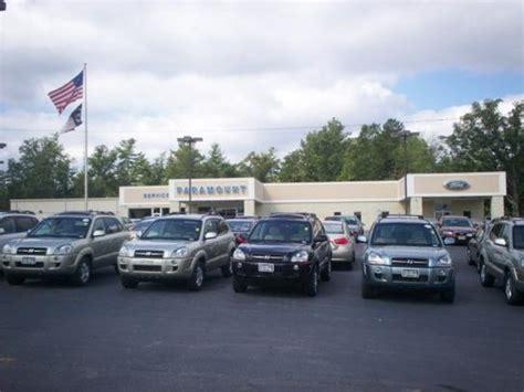 paramount ford hyundai valdese paramount ford hyundai car dealership in valdese nc 28690