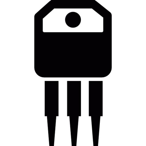 transistor osx electronic transistor free technology icons