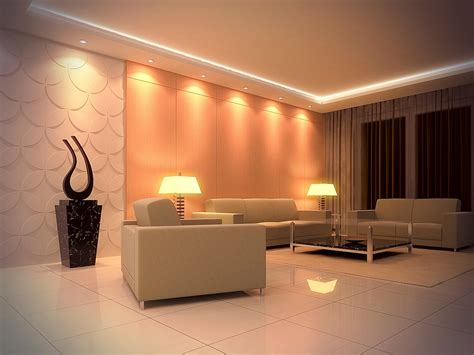 home design 3d lighting living room interior 3ds max scene free 3d models