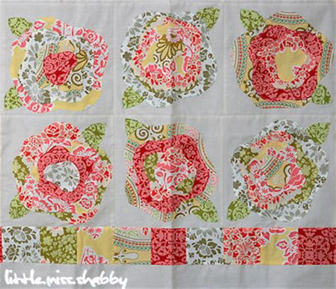 Roses Quilt Pattern by Roses Coriander Quilts
