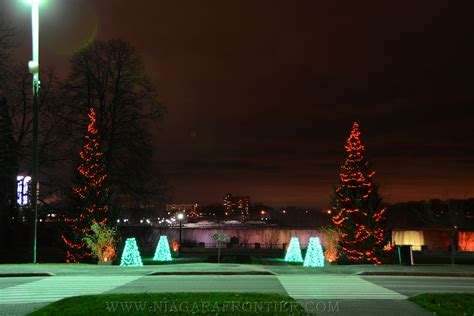 festival of lights in niagara falls ny niagara falls winter festival of lights