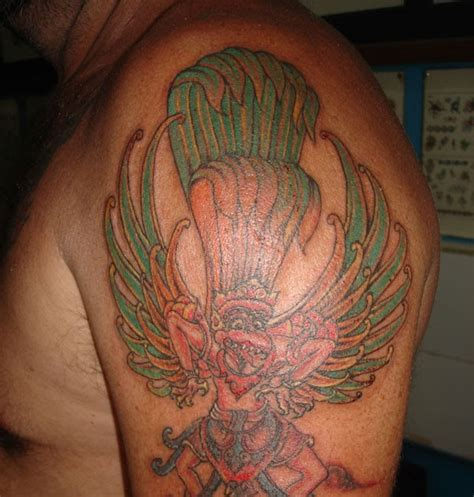 tattoo hecker garuda tattoo designs
