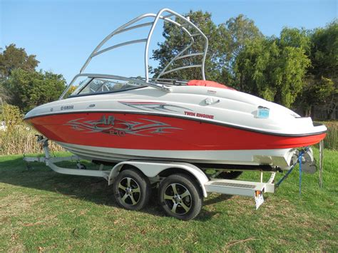 yamaha jet boat extended warranty yamaha ar210 bow rider 2006 for sale boats for sale on