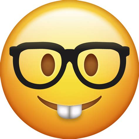 emoji nerd download nerd emoji icon pawis emoji bday pinterest