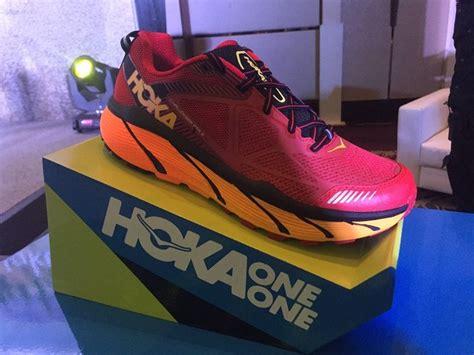 Sepatu Hoka pelari ultra maraton michael wardian hadiri peluncuran