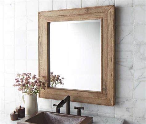 unusual custom framed bathroom mirrors � mavalsanca