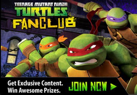 my fan club rewards earn rewards join teenage mutant ninja turtles fan club