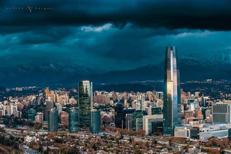 Fotos Santiago Invierno | santiago en invierno andr 233 s vargas fot 243 grafo