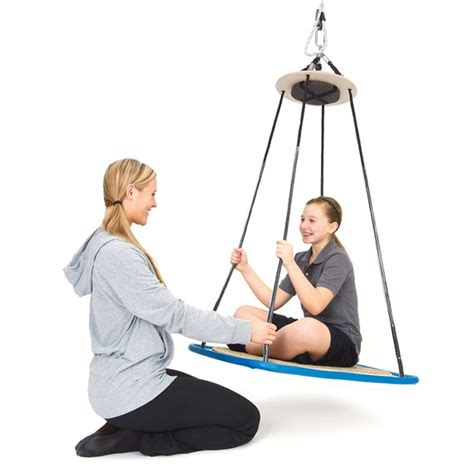 occupational therapy swing platform swing sensory integration southpaw