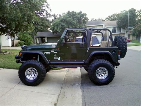 What Is A Tj Jeep Green Jeep Wrangler Tj Jeep Wrangler Tj Wallpaper