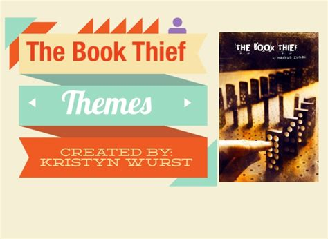 themes in book thief the book thief on flowvella presentation software for