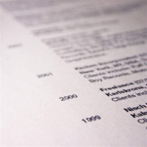 How To Write A Resume For An International