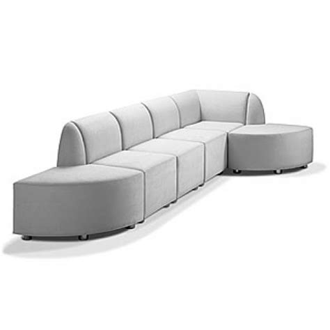 Jack Cartwright Maestro Modular Lounge Lobby Bench Seating