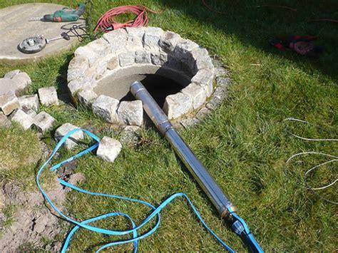 Gartenbrunnen Einbauen