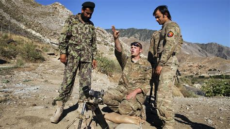 American Afghanistan Mba by U S Faces Growing Insider Attacks In Afghanistan Kuer