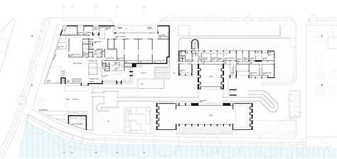 bauhaus floor plan bauhaus archiv ppag architects