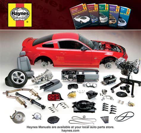 haynes auto manuals free
