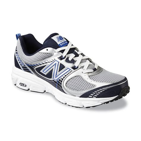 navy athletic shoes new balance s 540v2 running athletic shoe silver
