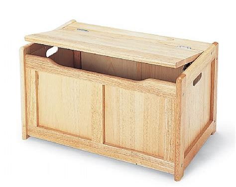 woodworking plan plans for building toy box