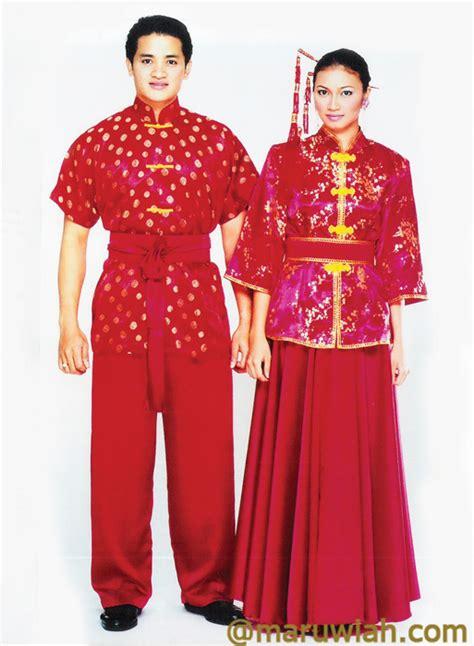 Baju Prewedd Budaya China Pakaian Tradisional Maruwiah Ahmat