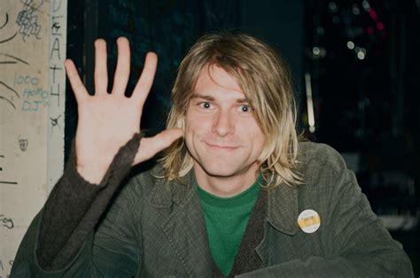 Curt Cobain And Nirvana photos 11 20 40 minutes with nirvana