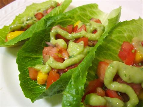 Veggie Detox Lettuce Wraps by Lettuce Wraps Food Solution