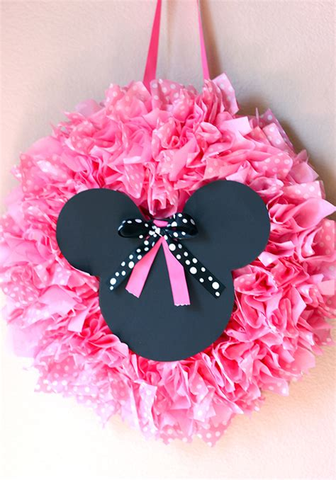 Handmade Minnie Mouse Decorations - minnie mouse giada is 2 chickabug