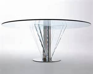 Contemporary Dining Table Base 55 Glass Top Dining Tables With Original Bases Digsdigs