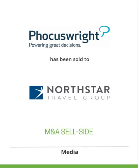PhoCusWright Inc Acquired by Northstar Travel Media