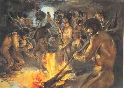 feuerstellen steinzeit kultur