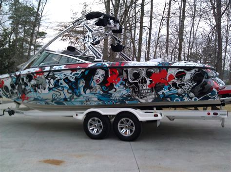 custom boat wraps custom graphics vinyl wraps boat wraps florida