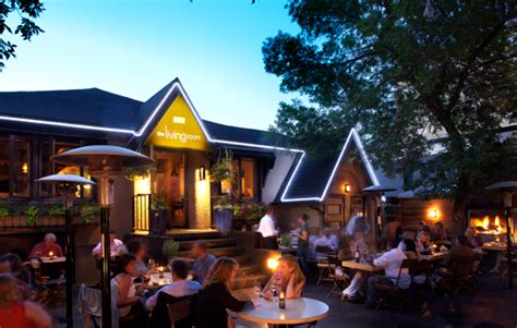 Living Room Restaurant Calgary by Patios Where To Dine Outdoors In Calgary Where Ca