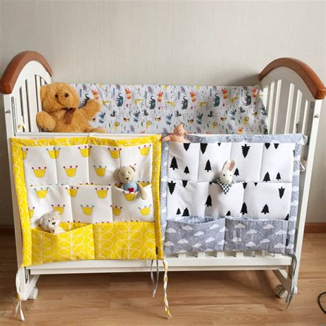 Crib Mattress Storage Bag by Brand New Baby Cot Bed Hanging Storage Bag Crib Cot