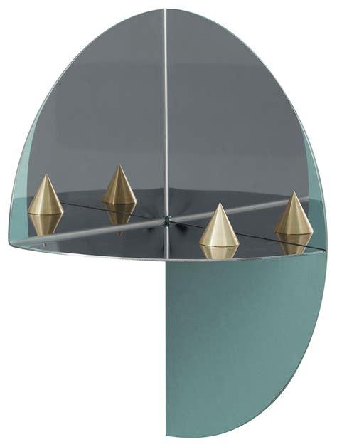 Etagere Xl by Pivot 2 Xl Corner Shelf 33 Cm Mirror By Hay