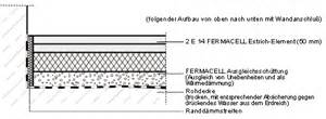unterkellerte terrasse aufbau trockenestrich selbst verlegen das ist zu beachten
