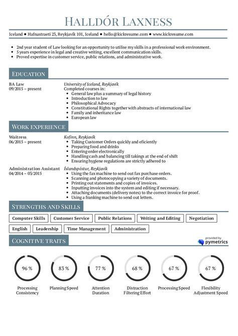 Law Student Cover Letter Samples 50 Best Templates