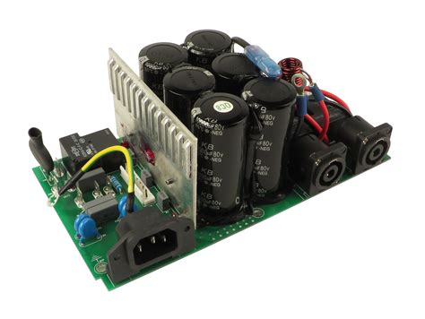 Power Lifier Crown Xli 2500 crown 5019092 power supply pcb for xli 3500 compass