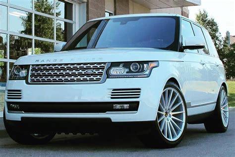 range rover wheels ebay 24 quot gianelle verdi silver concave wheels rims fits range