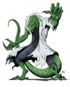 lizard mikemahle deviantart