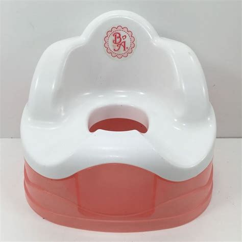 american baby alive potty hasbro baby alive original pink white potty toilet 08