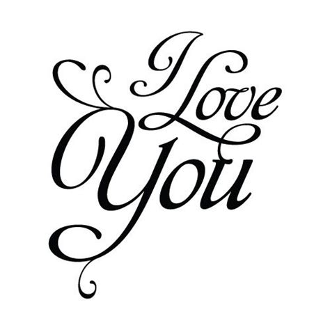 tattoo lettering i love you i love you jpg 500 215 500 tatoos pinterest word